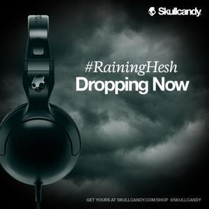 Sullcandy: Raining Hesh - into each life rain must fall!