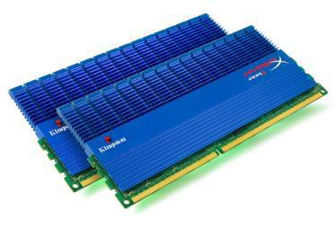 Kingston Technology liefert im September 2133MHz DDR3 Dual-Channel HyperX Memory-Module aus