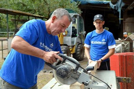 Freiwilligentag 2014: Bis 31. Juli Ehrenamts-Projekt melden und Hornbach-Gutschein für Materialien gewinnen