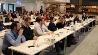 Mehr als 70 Teilnehmer informierten sich bei Process Insights Germany zwei Tage lang über Herausforderungen und Lösungen für ihr Prozessmanagement
