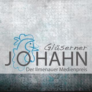 """Logo """"Gläserner JOHAHN"""" zur freien Veröffentlichung im Zusammenhang mit dem Inhalt dieser Pres-semitteilung (© TU Ilmenau)"""