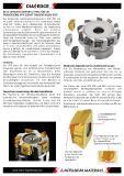 [PDF] Pressemitteilung: Neue Wendeschneidplatten für die Fräserserie VPX 200 mit tangentialen WSP