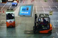 Die neue, integrierte noax-Akku-USV: Umfassender Schutz vor Datenverlust in der Logistik