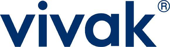 Neues Logodesign für Vivak® PETG Massviplatten