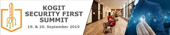 KOGIT Security First Summit 2019
