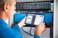 Die EMB8000+ lässt sich über eine Bluetooth-Schnittstelle drahtlos via Smartphone oder handelsüblichem Tablet konfigurieren und programmieren