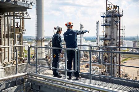 Topsoe bietet von Ingenieurdienstleistungen in der frühen Projektphase bis zum technischen Support Unterstützung über die gesamte Lebensdauer der Anlage / Quelle: Haldor Topsoe