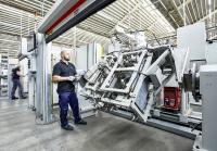 MEIKO Produktion Roboter