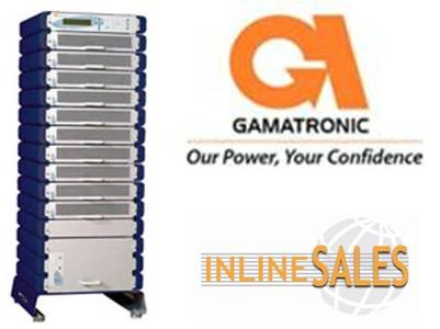 Logo Gamatronic Power+ IS