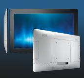 Slim. Stylish. UTC-100 Serie: Advantech bringt ultra-schlanke All-in-One Touch Computer, die UTC-100 Serie auf den Markt