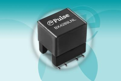 Pulse Electronics Adds a Class H Line Driver to 30 MHz VDSL2 Transformer Family