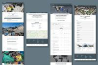 Website-System weltweit