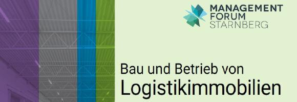Fachkonferenz: Bau und Betrieb von Logistikimmobilien