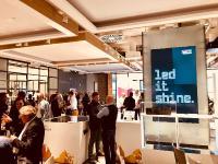 """Netzwerkabend zur 3D-Technologie im """"Quartier Zukunft"""" der Deutschen Bank in Berlin, Bildquelle: Würth Elektronik eiSos"""