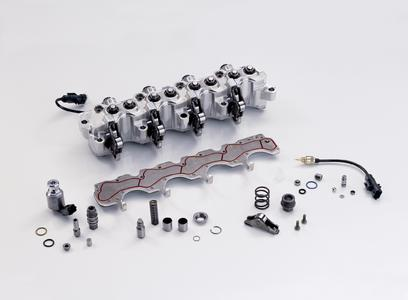 development of the fully variable valve control system to production standard has involved complex efforts in the fields of mechanics, hydraulics and valve control software