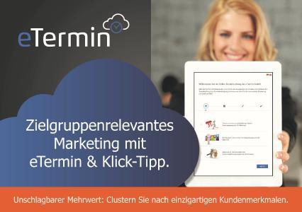Kooperation eTermin und Klick-Tipp