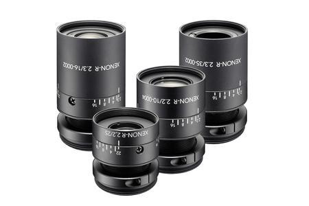 Schneider-Kreuznach's Xenon-Ruby compact c-mount lenses