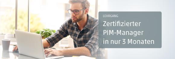 Zertifikatslehrgang PIM-Manager