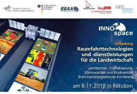 Einladung zur Konferenz am 8.11.2018 in Potsdam
