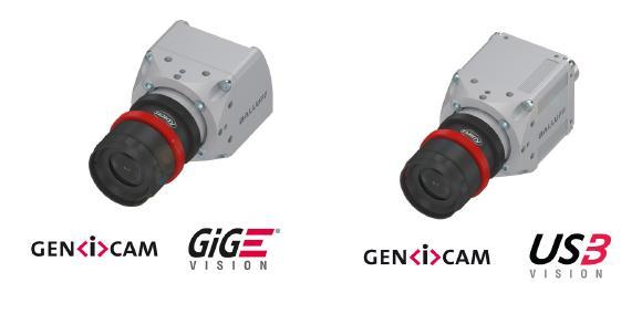 Kompakte Industrial Cameras (BVS CA)