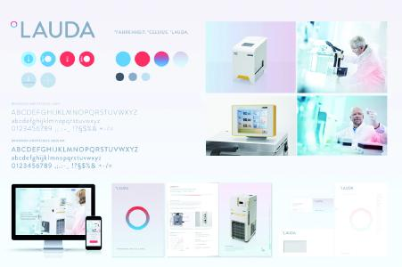 New brand image for LAUDA