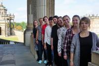 Teilnehmerinnen des Mentoring-Programms an der Uni Potsdam (Foto: Nicole Körner)