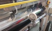 Wachendorff's LMSMA length measuring system on roll winding machine