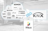 iHaus vereint Smart-Home-Welten: Die All-In-One-App bietet ab sofort allen KNX-Systemen Zugang zum Internet of Things