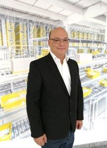 SSI_Karl Graber – Karl Graber, IT Project Manager WAMAS Enterprise, SSI Schaefer © SSI SCHAEFER