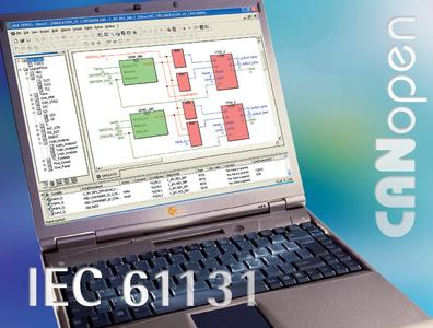 IEC 61131-3 Runtime System and Development Environment with CANopen Support