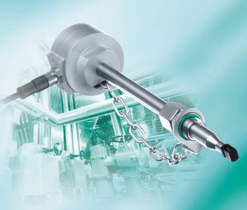 SCHMIDT flow sensor SS 20.600 – the strong industry professional for demanding applications in air or gas