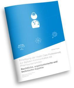 Whitepaper Einwilligung Datenschutz Grundverordnung