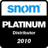 [PDF] Snom partner distributor PLATINUM c 2010