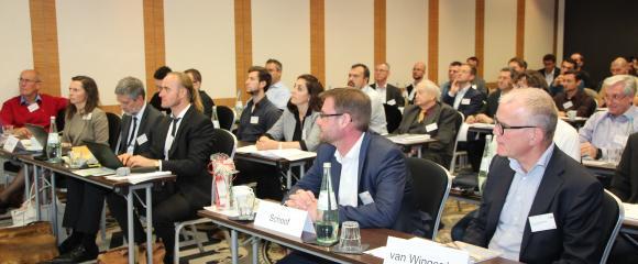 Teilnehmer des DBI-Fachforums | (c) DBI-Gruppe
