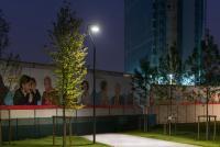 CityLife Mailand Park beleuchtet von GEWISS Urban [O3]