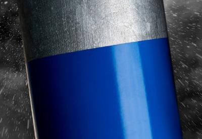 Alesta® AP QualiSteel – efficient and sustainable coating of galvanized steel