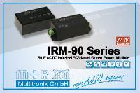 Das neue IRM-90 besticht durch optimale Wärmeableitung, Staubdichtigkeit, Feuchtigkeitsbeständigkeit und wirkt schwingungsdämpfend  durch sein vollvergossenes Design. Fragen Sie Ihr Angebot für die neue IRM-90 Serie noch heute bei M+R Multitronik an!
