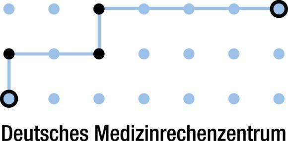 Logo Deutsches Medizinrechenzentrum (DMRZ.de)