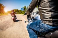 Die SHK-Motorradtour im Erzgebirge bietet wieder viel Potential, sowohl für Cruiser als auch für sportliche Fahrer / Foto: Fotolia, Urheber:Andrey Armyagov