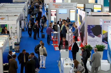 EU PVSEC 2014 Exhibition