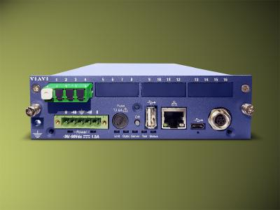 Compact Solution for Optical Network Monitoring