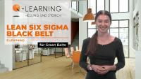 LEAN SIX SIGMA Black Belt Kurs für Green Belts