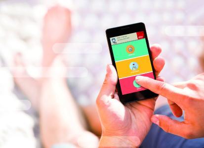 Der eLearning AWARD 2017 in der Kategorie Lern-App geht an engram und die DekaBank