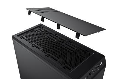 Pure Base 600: be quiet! erweitert sein Gehäuseportfolio um flexiblen ATX-Allrounder