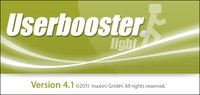Software Userbooster Light Version 4.1