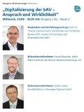 IVFP DKM Kongress Altersvorsorge: Digitalisierung der bAV