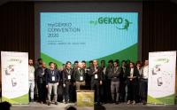 Die 1. myGEKKO Convention