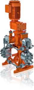 Process metering pump Zentriplex