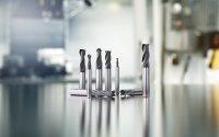 Die neuen Vollhartmetallfräser Seco JSE510 von Seco Tools sorgen auch bei instabilen Bedingungen für zuverlässig hohe Prozessqualität. © Seco Tools