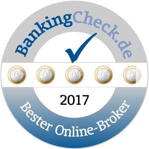 BankingCheck Bester Online-Broker